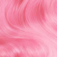 bunny baby pastel pink vegan hair dye lime crime