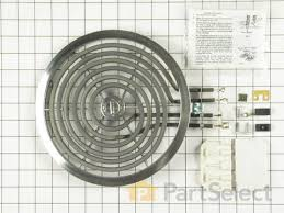 ge wb30x354 tilt lock hinge mounted surface burner 8