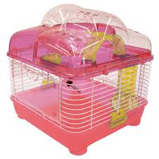Hamster Cages Cheap Yml Pink Hamster Cage Petco