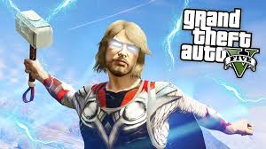 typical gamer gta 5 thor mod w thor s hammer d facebook