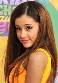 photos of arians hair all the times ariana grande didn t wear a ponytail glamour