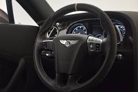 bentley steering wheel 2017 bentley continental gt supersports stock b1292 for sale
