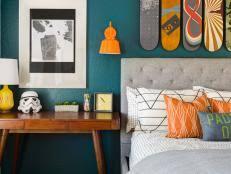 Teen Bedrooms Ideas For Decorating Teen Rooms HGTV - Bedroom design for teenager