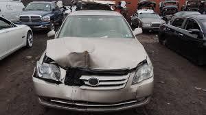 2007 toyota avalon parts used 2007 toyota avalon parts ace auto wreckers nj