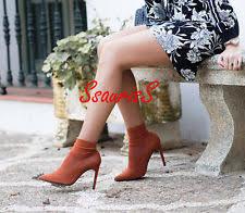 zara womens boots uk zara stiletto pull on boots for ebay