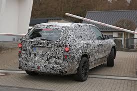 fresh spyshots show the 2018 bmw x5 testing at the nurburgring