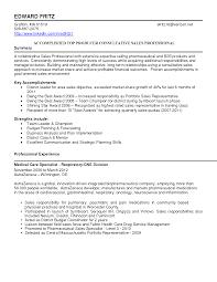 sales resume exles sle executive summary for sales resume danaya us