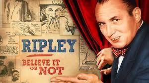 Teek He Kaufen Who Was Robert Ripley Teen Kids News