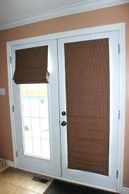 French Doors With Blinds In Glass Ergonomic Door With Blinds Images And Mini Home Depot Patio French