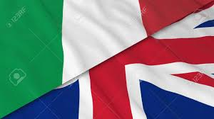 Italy Flag Images Flags Of Italy And The United Kingdom Split Italian Flag And