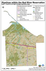 Wisconsin Public Land Map by Enbridge Line 5 Pipeline Threatens Great Lakes Public Comment