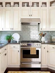 white backsplash for kitchen modern kitchen pulls neutral glass tile backsplash glass tile
