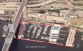 Delaware travel plans images N y developer durst buys pier sites of dave buster 39 s morgan 39 s png