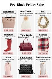 hurry pre thanksgiving day sales you don t want to miss