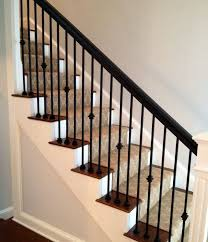 black staircase black staircase railings stair railing as a very important element