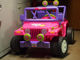 nerf gun jeep powerwheels jeep for my kid