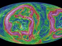 earth wind map wind maps of the earth are totally mesmerizing business insider