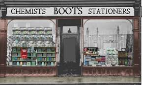 shop boots chemist shops and shopping