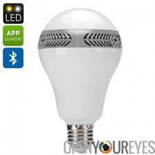 led light bulb speaker e27 led light bulb speaker 9 5 watt light 5 watt speaker
