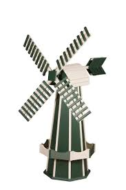 medium poly two tone dutch windmill by dutchcrafters amish furniture