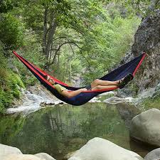2015 best selling folding parachute hammock portable hammock tent