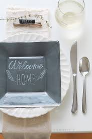 rustic table setting ideas simple rustic table setting love grows wild