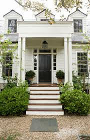 Traditional Exterior Doors Finish Front With Shingle Siding Exterior Traditional And