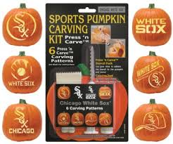 Pumpkin Carving Kits Halloween Pumpkin Carving Kits Chicago Cubs Chicago Bears