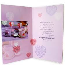 Engagement Congratulations Card Congratulations Greeting Cards Online Send Congratulations Cards
