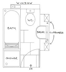 designs cozy average bathroom size m2 101 full image for small