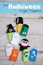Fun Kid Halloween Crafts 238 Best Fun Halloween Felt Crafts Images On Pinterest Halloween