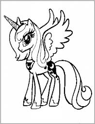 printable pictures free printable my little pony coloring pages 55
