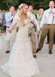 wonderful decoration modest lace wedding dress alta moda bridal