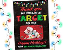 printable christmas targets amazon christmas gift card holder instant download amazon