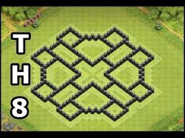 coc layout builder th8 11 best clash of clans base layouts and tips images on pinterest