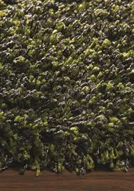kalora quartz grey green two tone shag rug 3300 c307 160230