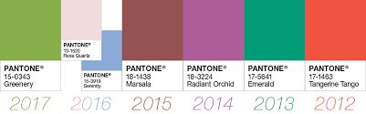 colours of the year 2017 ultra violet revealed as pantone colour of the year 2018