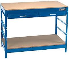 draper 40940 steel workbench amazon co uk diy u0026 tools