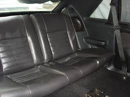 Fox Body Black Interior Fox Body Seats Make My Back Hurt Mustang Forums At Stangnet