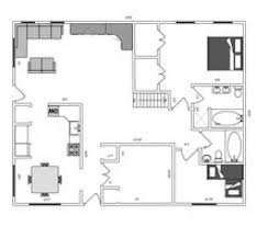 customizable floor plans cottage floorplans 2018 home comforts