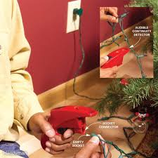 christmas light tester 9 handy decorating tips family handyman