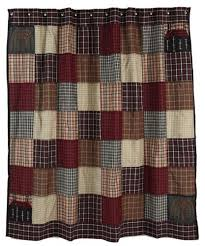 Country Rustic Curtains 40 Best Rustic Primitive Shower Curtains Images On Pinterest