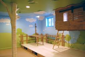 chambre enfant cabane déco de chambre d enfant la cabane intérieure projects to try