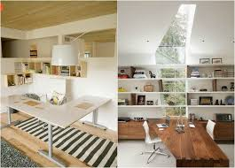 bureau à la maison bureau a la maison design bureau bois design blanc clair