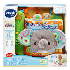 baby book buy vtech peek and play baby book online at low prices in india