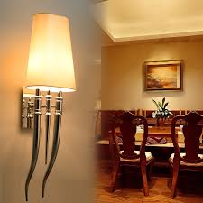 Wall Sconce Lamp Shades Ipe Cavalli Brunilde Modern Stainless Wall Lamp For Bedroom Wall