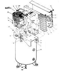 coleman sanborn air compressor owners manuals 11183