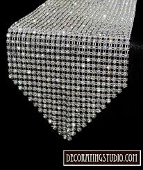 table runner rentals rhinestone table runner for rent or purchase