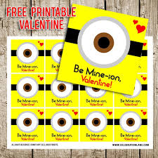 25 minion valentine ideas diy valentine u0027s