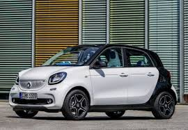 auto 4 porte smart forfour prime twinamic chf 18 400 demonstration car